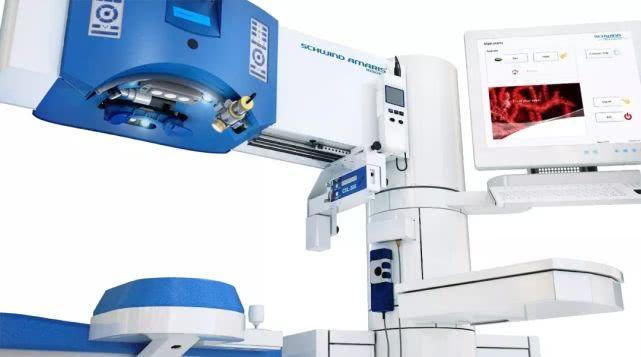 德国阿玛仕1050Rs千频Smart全激光设备落户兰州普瑞眼科医院